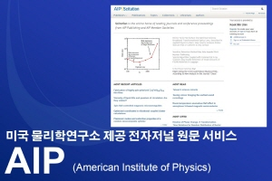AIP (American Institute of Physics) - Ds