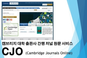CJO (Cambridge Journals Online) - Ds